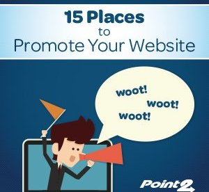 15 Places to Advertise Your Website