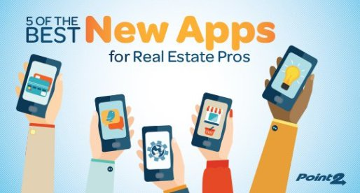 5 of the Best Apps for Real Estate Agents