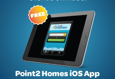 Free Client Download: Point2 Homes iOS App