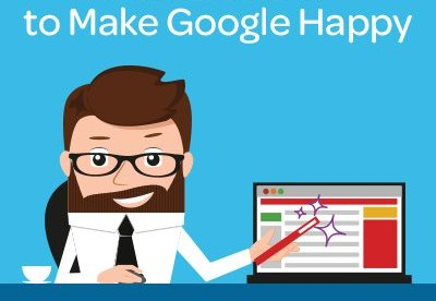 Easy Website Tips to Make Google Happy
