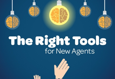 The Right Tools for New Agents