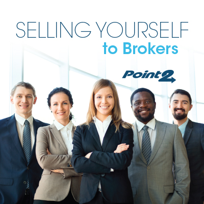 The Right Tools for New Agents: Selling Yourself to Brokers