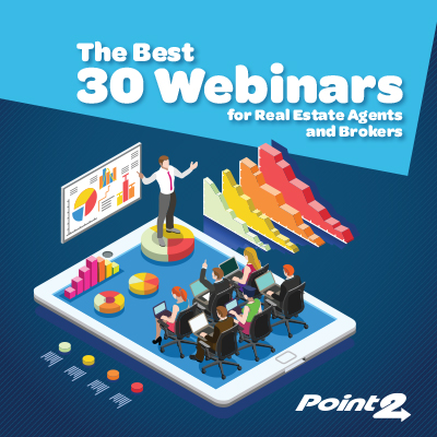 The 30 Best Webinars for Real Estate Agents and Brokers