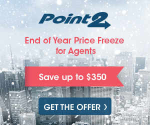 The Point2 Agent Winter Promo: End of Year Price Freeze