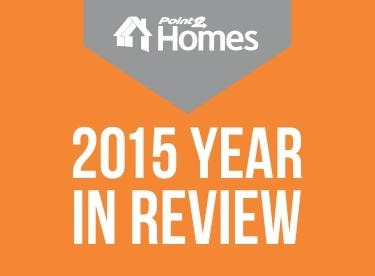 Point2 Homes Sees Highest Traffic Ever in 2015: Over 27.2 Million Visits