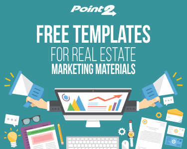 Free Templates for Real Estate Marketing Materials