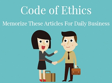 National Association of Realtors Code of Ethics – How they Apply to Everyday Business