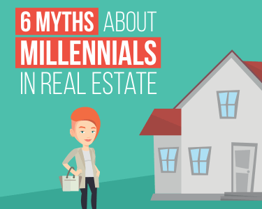 6 Myths Debunked About Millennials' Real Estate Expectations