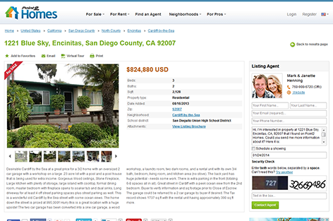 Visualize Listings - Point2 Homes Help Manual