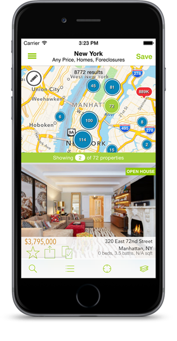 Point2 Homes iPhone/iPad  App.