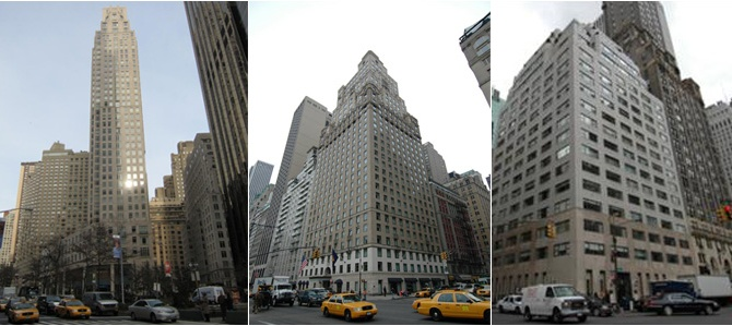 Top 10 NYC Residential Transactions in 2012