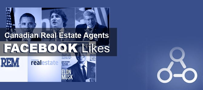 Facebook Reveals What Canadian Real Estate Agents Are Into