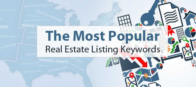 The Most Popular Real Estate Listing Keywords