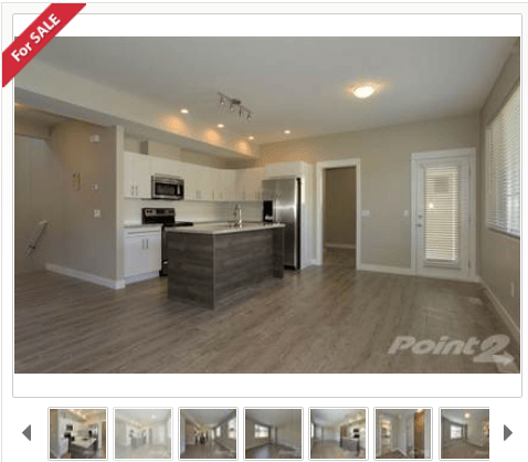 Homes for Sale in British Columbia that Registered Recent Price Increases