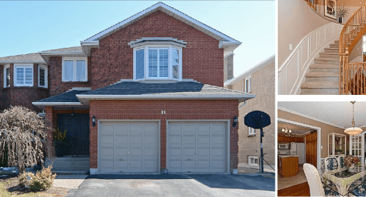 Toronto Homes for Sale with Average Price Tags