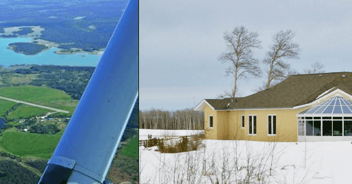 5 Luxury Homes in Isolated Locations in Canada