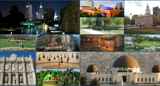 Artsy Enclaves or Flashy Ballparks? Check out America's Top 20 Cities for Culture and Entertainment