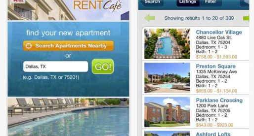 5 Reasons Why Renting is Easy with the RENTCafé Mobile App