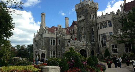 Casa Loma, Toronto: A Quiet Oasis in the Middle of the City