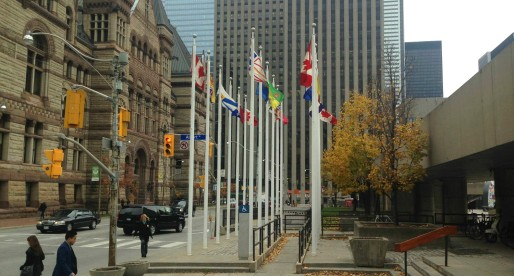 The Bay Street Corridor, Toronto: Canada's Financial Epicentre