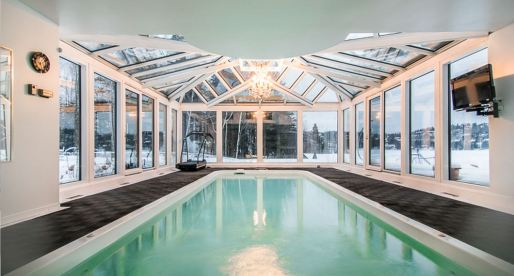 Take Your Mind Off the Cold with These 10 Homes With Great Indoor Pools