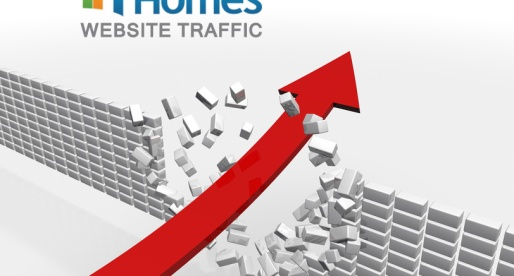 Point2 Homes Sees Record Traffic in January 2015