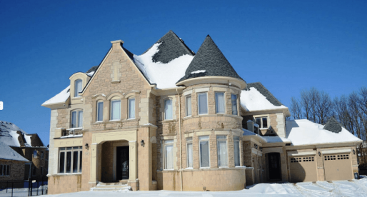 House of the Week: Live Like Royalty in this Ritzy Mansion in King, ON