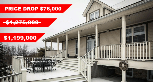 Price Cuts: This Stylish Conception Bay South Home Just Got $76K Cheaper!