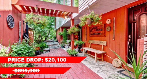 Price Cuts: Ottawa Home in the Woods Now $20.1K Cheaper