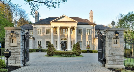 The Top 10 Most Expensive Homes for Sale on The Bridle Path, Toronto