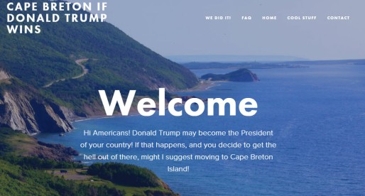 Planning to Move to Cape Breton if Trump Wins? Here's What Canadians Want You to Know
