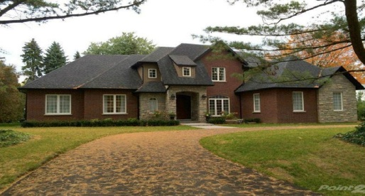 House of the Week: Striking and Refined Design on the Shores of Lake Ontario