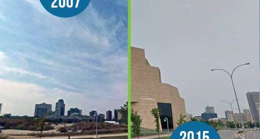 10 Then And Now Photos That Show How Much Winnipeg Has Changed