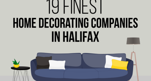 Home Decorating in Halifax – 19 of the Finest Companies