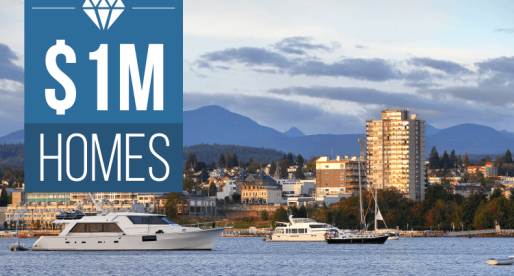 What $1,000,000 Homes Look Like in Nanaimo