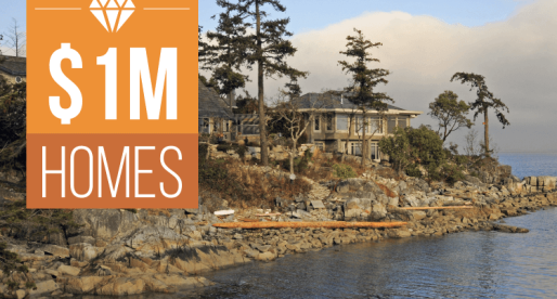 What $1M Homes Look Like in Parksville