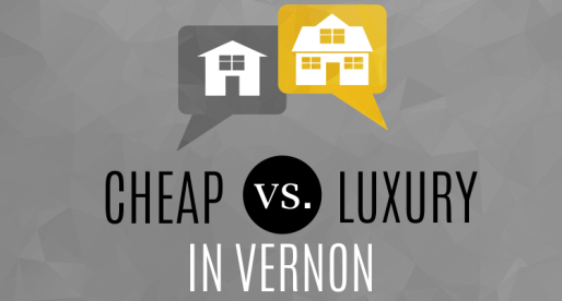 Real Estate Extremes: Cheap vs. Luxury in Vernon