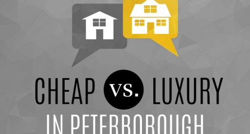 Real Estate Extremes: Cheap vs. Luxury in Peterborough