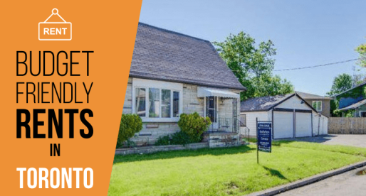 What You Can Rent in Toronto for $1,000