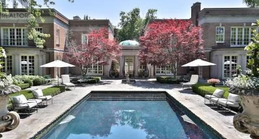 The Most Expensive Homes for Sale in Toronto – Bridle Path, Forest Hill and Yorkville in the Lead