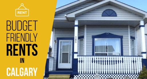 What You Can Rent in Calgary for $2,000