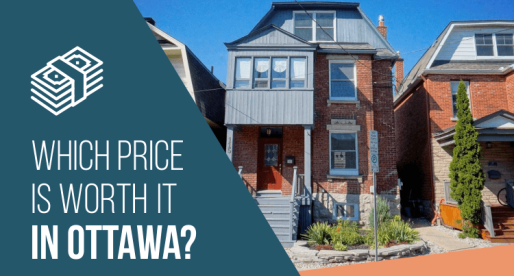 Ottawa Homes for Sale: Worth It/Not Worth It?
