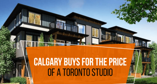 5 Houses You Can Buy in Calgary for the Price of a Toronto Studio