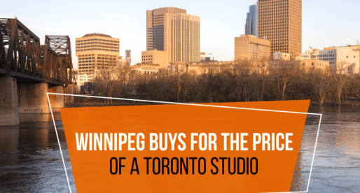 5 Houses You Can Buy in Winnipeg for the Price of a Toronto Studio