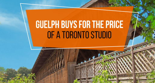 5 Houses You Can Buy in Guelph for the Price of a Toronto Studio