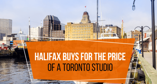 5 Houses You Can Buy in Halifax for the Price of a Toronto Studio