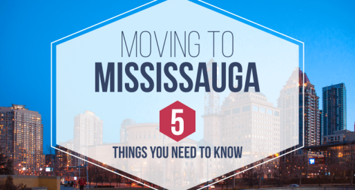 Moving to Mississauga – 5 Things You Need to Know