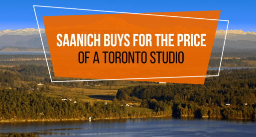 5 Homes You Can Buy in Saanich for the Price of a Toronto Studio