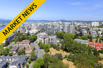 Victoria Real Estate Market Sales Slowing, but Prices Still Climbing