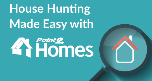 House Hunting Made Easy with Point2 Homes